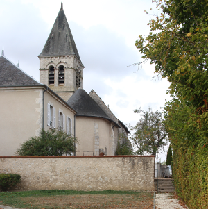 Eglise de Sainte Thorette